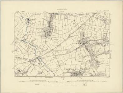 Somerset LXXXI.NE - OS Six-Inch Map