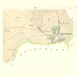 Pržedmost - m2449-1-003 - Kaiserpflichtexemplar der Landkarten des stabilen Katasters