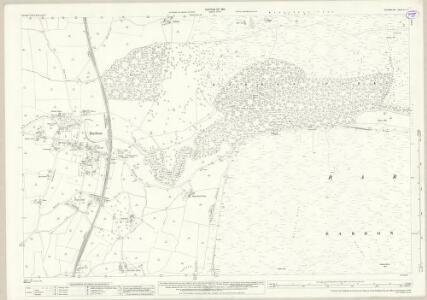 Westmorland XLIV.13 (includes: Barbon; Middleton) - 25 Inch Map