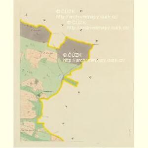 Lnař - c4181-1-003 - Kaiserpflichtexemplar der Landkarten des stabilen Katasters