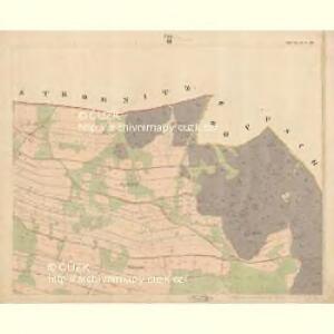 Schlagles - c7745-1-002 - Kaiserpflichtexemplar der Landkarten des stabilen Katasters