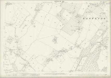 Kent XLIV.7 (includes: Eastling; Newnham; Stalisfield) - 25 Inch Map