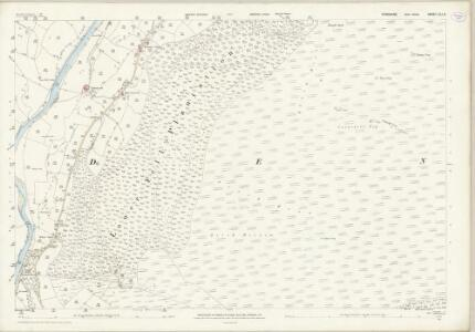 Yorkshire CLI.8 (includes: Barden) - 25 Inch Map