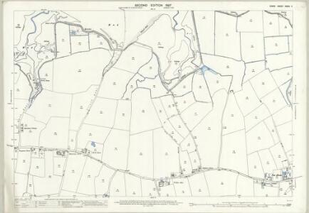 Essex (1st Ed/Rev 1862-96) XXXIX.2 (includes: Frinton and Walton) - 25 Inch Map