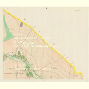 Wegrow - c8930-1-002 - Kaiserpflichtexemplar der Landkarten des stabilen Katasters