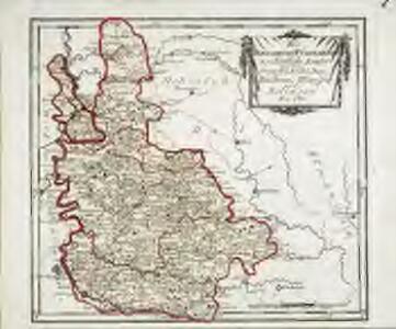 Des Herzogthums Würtemberg nordöstliche Aemter mit den freyen Reichsstädten Heilbronn, Wimpfen und Eslingen