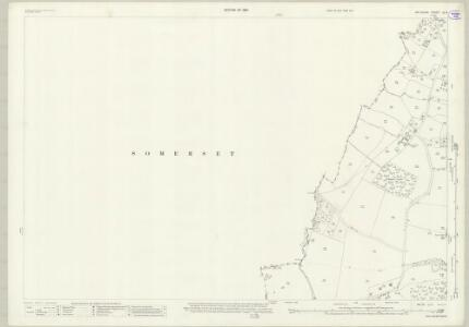 Wiltshire LI.5 (includes: Corsley; Selwood) - 25 Inch Map