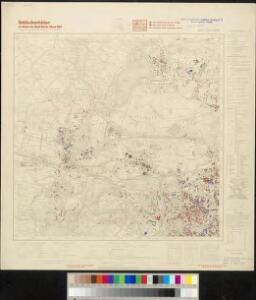 Meßtischblatt 3445 : Spandau, 1945