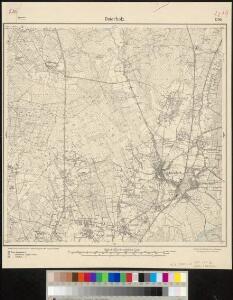 Meßtischblatt 1290 : Osterholz, 1916