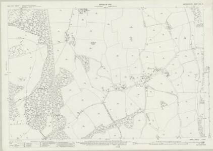 Hertfordshire XXXV.8 (includes: Bishops Hatfield; Essendon) - 25 Inch Map
