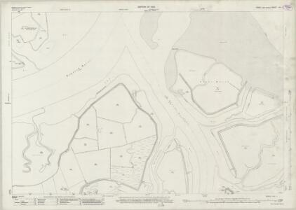 Essex (New Series 1913-) n XL.1 (includes: Frinton and Walton; Great Oakley; Thorpe Le Soken) - 25 Inch Map