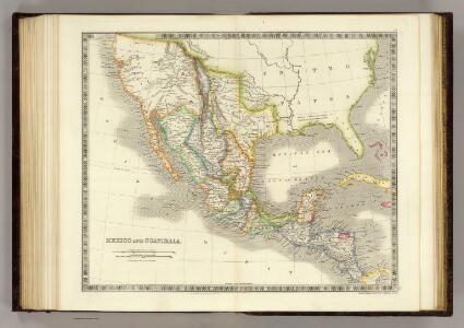 Mexico and Guatimala.
