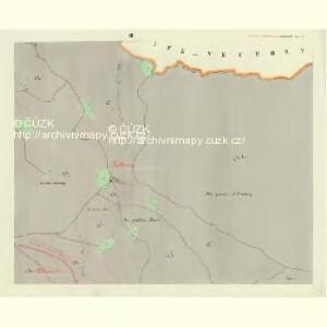 Hillemühl - c4766-3-003 - Kaiserpflichtexemplar der Landkarten des stabilen Katasters