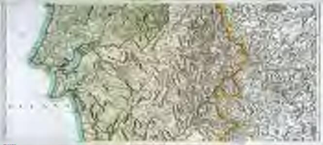 Mapa general del reyno de Portugal, 3