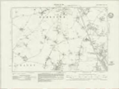 Kent XXV.SE - OS Six-Inch Map