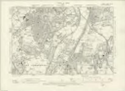 London XI.SE - OS Six-Inch Map