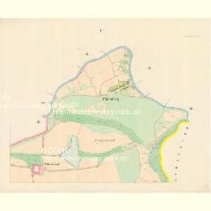 Tachau - c7823-1-005 - Kaiserpflichtexemplar der Landkarten des stabilen Katasters