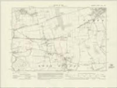Somerset LXXIII.NW - OS Six-Inch Map