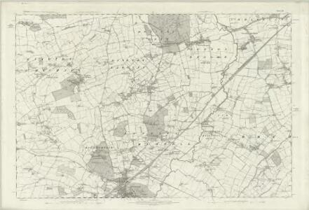 Wiltshire XV - OS Six-Inch Map