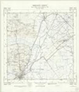 TQ92 - OS 1:25,000 Provisional Series Map
