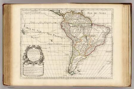 L'Amerique Meridionale.