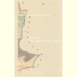 Drslawitz - c1542-1-002 - Kaiserpflichtexemplar der Landkarten des stabilen Katasters