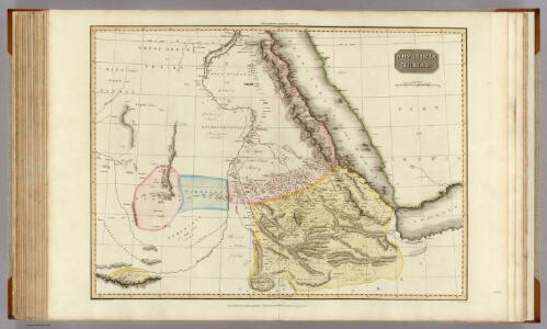 Abyssinia, Nubia &c.