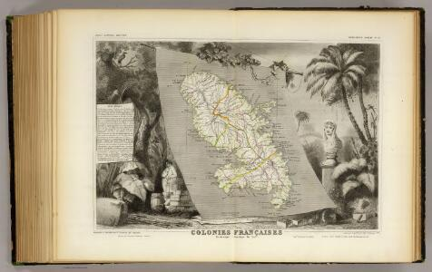 Colonies Francaises Martinique.
