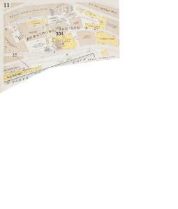 Insurance Plan of Sunderland: sheet 11-1