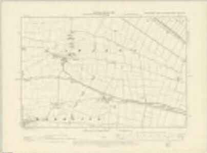 Lincolnshire CXVI.SW - OS Six-Inch Map