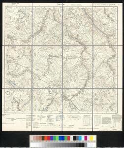 Meßtischblatt 5246 : Sayda, 1938