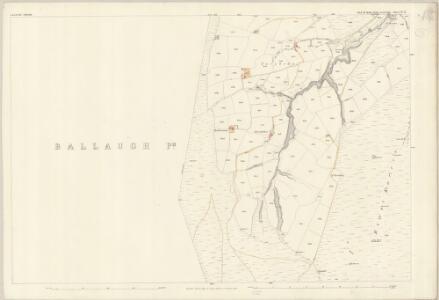 Isle of Man IV.15 - 25 Inch Map