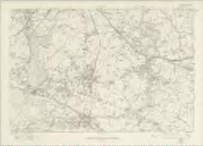 Carmarthenshire LIX - OS Six-Inch Map
