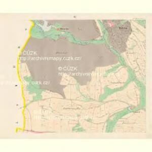 Tachau - c7823-1-006 - Kaiserpflichtexemplar der Landkarten des stabilen Katasters