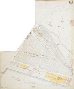 Insurance Plan of Glasgow Vol. V: sheet 215-2