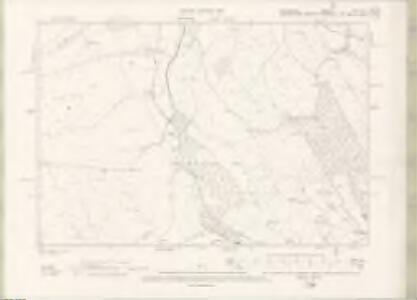 Perth and Clackmannan Sheet CXIX.SE - OS 6 Inch map