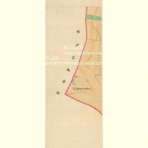 Doeschen - m0425-1-009 - Kaiserpflichtexemplar der Landkarten des stabilen Katasters