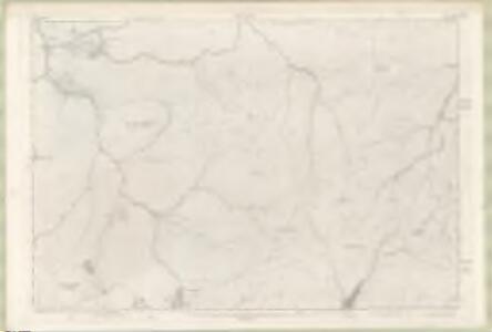 Inverness-shire - Mainland Sheet LXXXV - OS 6 Inch map