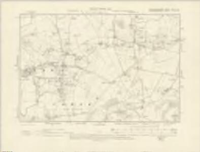 Gloucestershire XVIII.NW - OS Six-Inch Map
