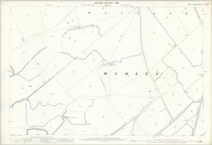 Kent LXXXIV.9 (includes: Lydd; Old Romney) - 25 Inch Map