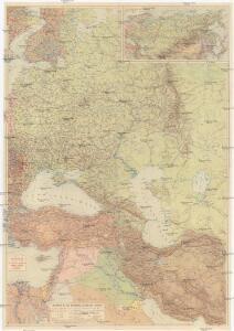 Osteuropa, Kleinasien. Arabien