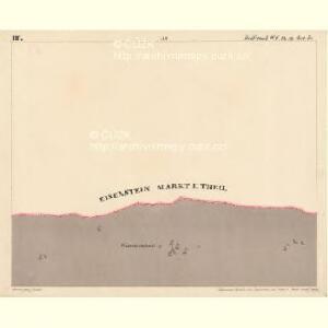 Deffernik - c1075-1-003 - Kaiserpflichtexemplar der Landkarten des stabilen Katasters