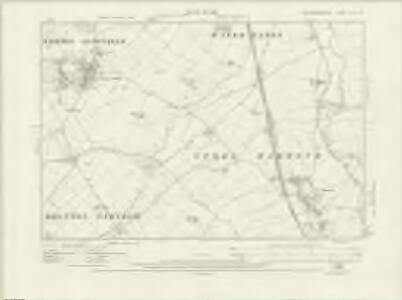 Buckinghamshire XX.NW - OS Six-Inch Map