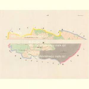 Obitz (Obice) - c5364-1-003 - Kaiserpflichtexemplar der Landkarten des stabilen Katasters