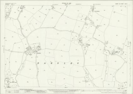 Sussex LXXIII.9 (includes: Earnley; East Wittering; Sidlesham) - 25 Inch Map