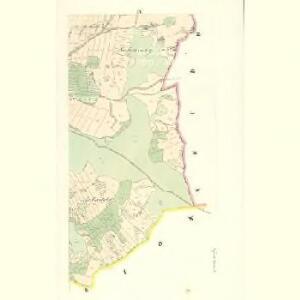 Wogowitz (Wogowicze) - c8740-1-003 - Kaiserpflichtexemplar der Landkarten des stabilen Katasters