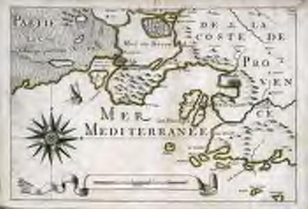 Partie de la coste de Provence