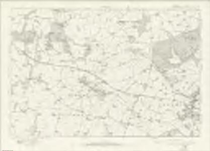 Staffordshire LV - OS Six-Inch Map