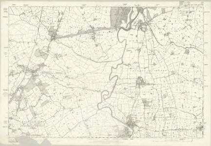 Denbighshire XXII - OS Six-Inch Map