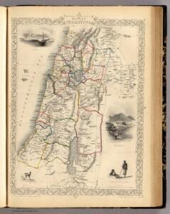 Modern Palestine.